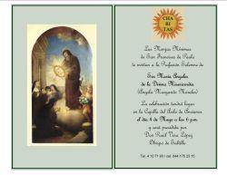 Profesion Sor Angela de la Divina Misericordia