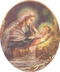 Recordatorio de profesión de la Venerable Sor Consuelo