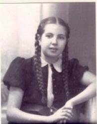 A la edad de 12 años (1937)