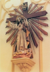 Talla Corazón de Jesús - Mora de Ebro