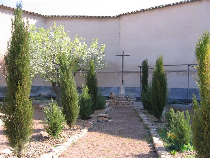 Foto del interior del convento de las Mínimas de Daimiel