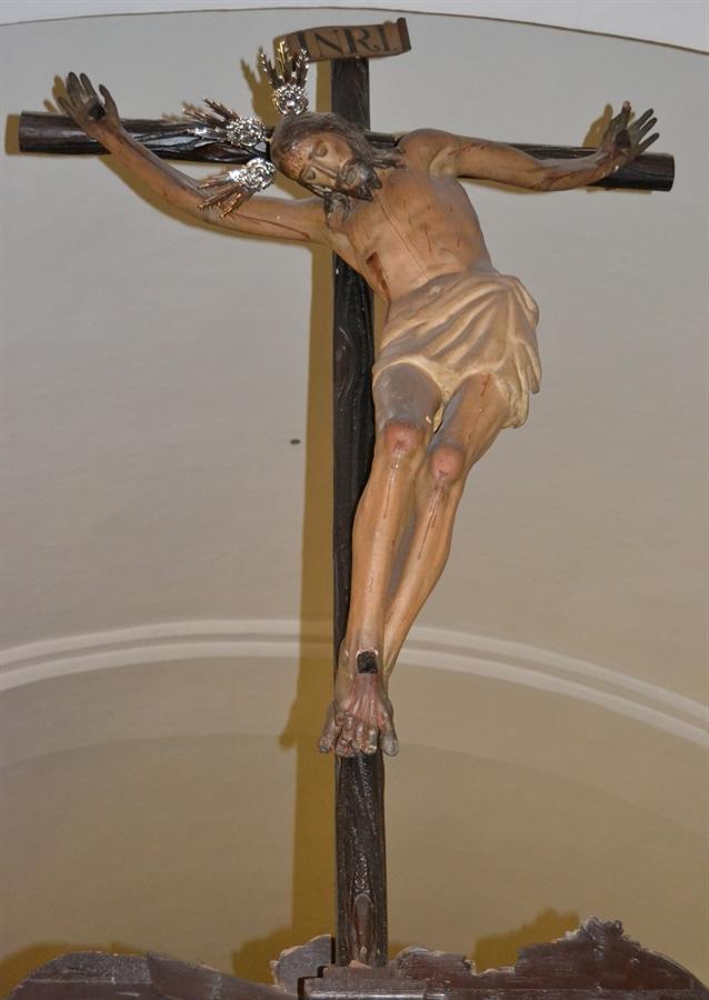 Cristo Monjas Mínimas Sevilla