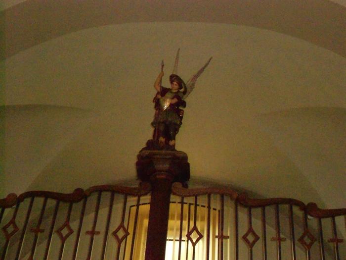 San Miguel. Coro alto de la Iglesia.  Monjas Mínimas de Daimiel.