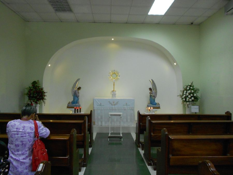 Foto archivo Cdad-Parroquia San Francisco de Paula (La Chorrera-PANAMÁ)