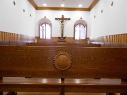 Crucifijo del coro de Monjas Mínimas de Daimiel