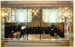 Comunidad en Rezo litúrgico