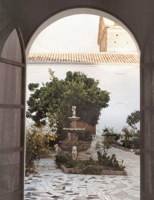 Monasterio Santa Eufemia -Antequera