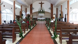 Iglesia del Monasterio de  Filipinas