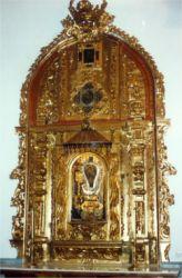 Retablo Virgen del Fuelle