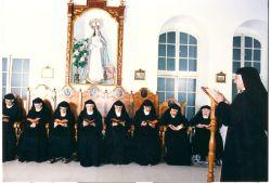 Comunidad en oración